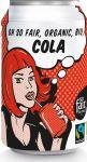 Soda bio équitable canette 33cl